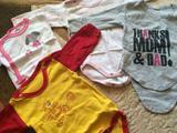 Одежда для девочки с рождения
