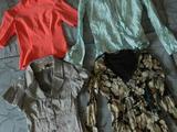 Блузки- рубашки на лето р42-44