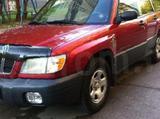 Subaru Forester, 2001 гв, б/у
