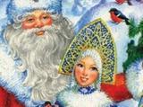Дед Мороз и Снегурочка 30, 31 декабря и в январе