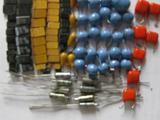SMD конденсаторы танталовые, К53 СССР