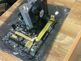 Asus A55BM-K + AMD A4 5300 и охлаждение